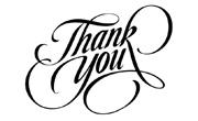 Надписи для гравировки Благодарность