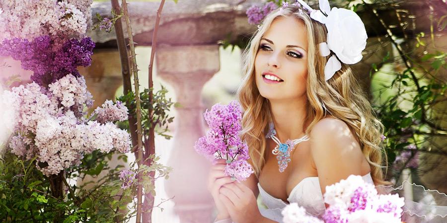 Ювелирные украшения для невесты