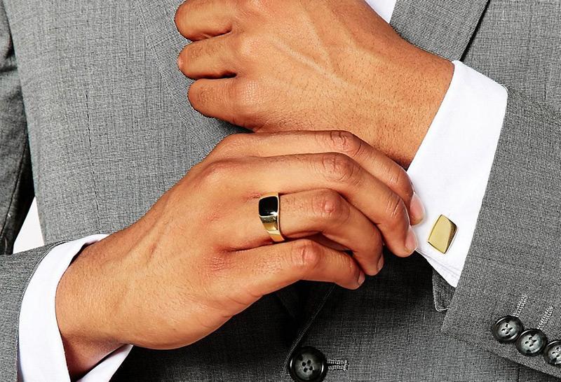 На каком пальце мужчины носят печатку