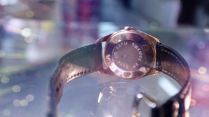 Лазерная и алмазная гравировка на часах